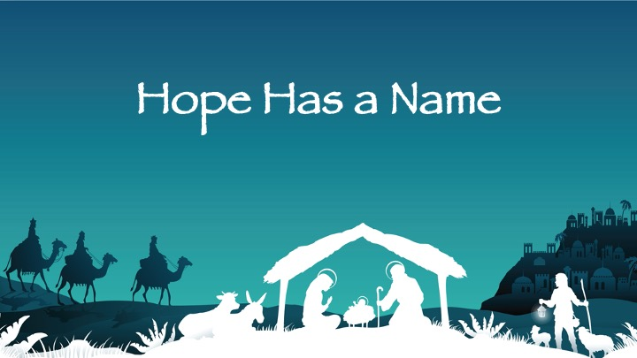 Hope Has a Name_Christmas 2020