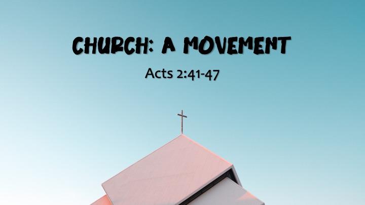 Church_A Movement_5-2-21