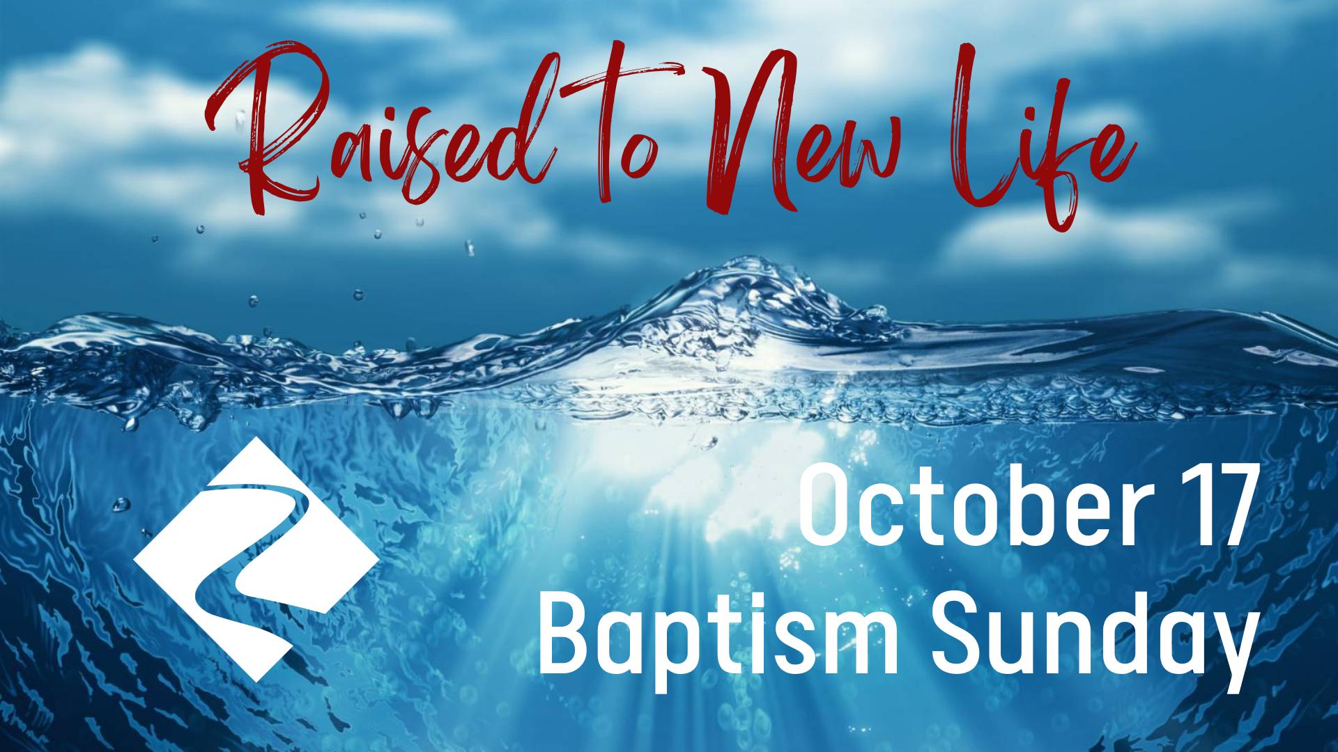 2021.9.Baptism Sunday