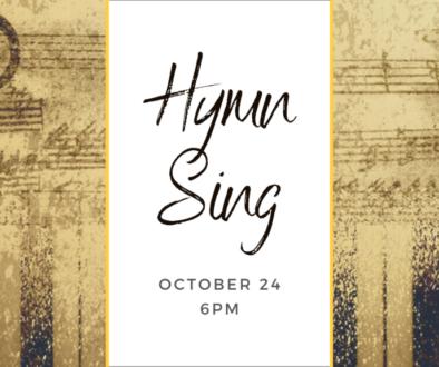 2021.10.Hymn Sing 4.0